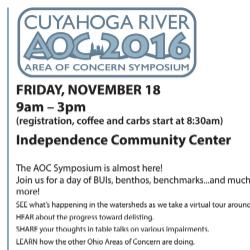 AOC 2016 Symposium