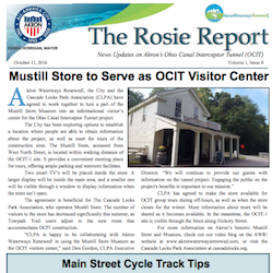 The Rosie Report: October 2016