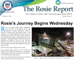 The Rosie Report: October 2017