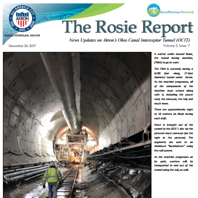 The Rosie Report December 2017