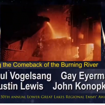 Celebrating the Comeback of the Burning River