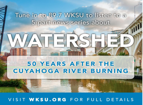 WKSU Watershed News Series