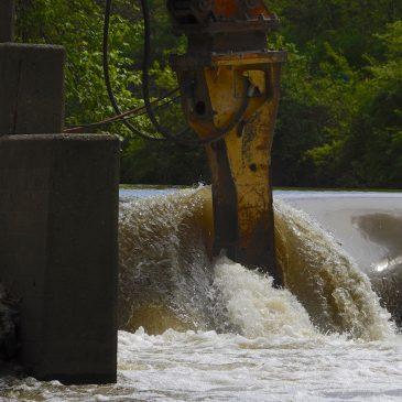 Brecksville Dam Demolition