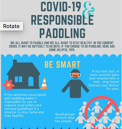 COVID-19 Responsible Paddling